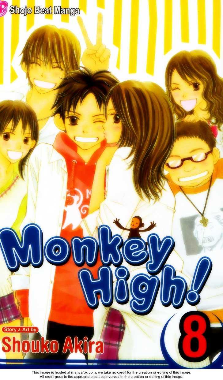 Monkey High! 27 Page 1
