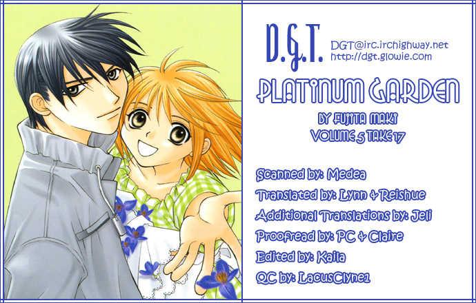 Platinum Garden 17 Page 1