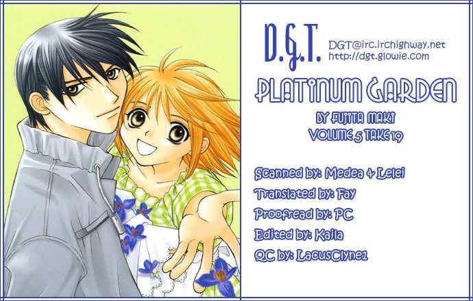Platinum Garden 19 Page 1