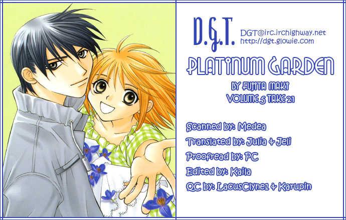 Platinum Garden 21 Page 1