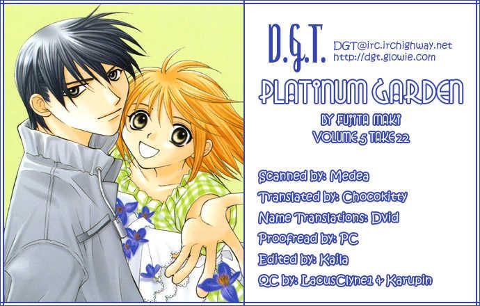 Platinum Garden 22 Page 1