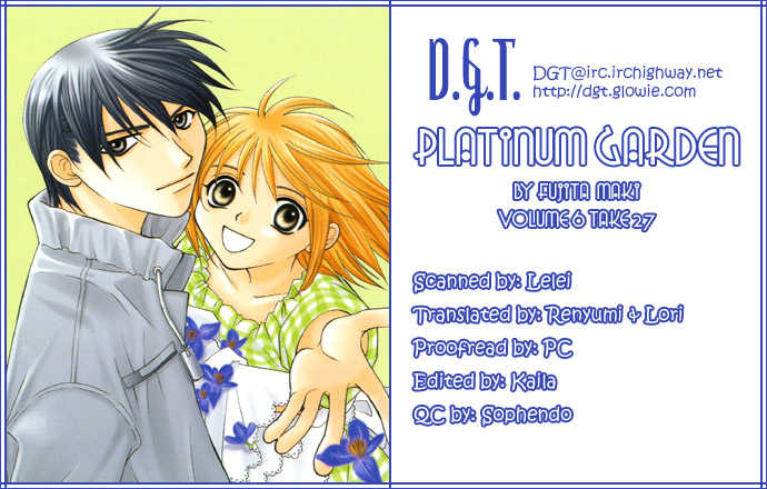 Platinum Garden 27 Page 1
