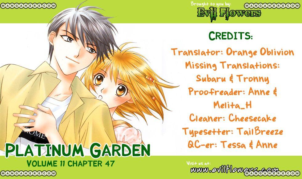 Platinum Garden 47 Page 1