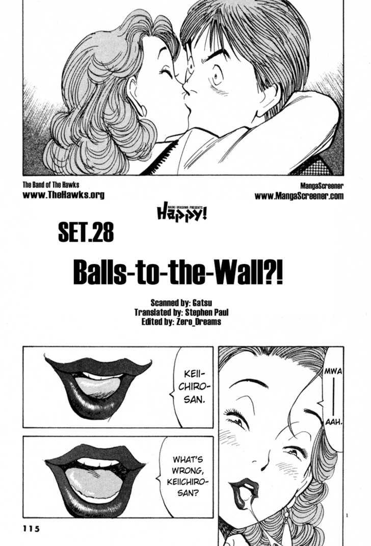 Happy! 28 Page 1