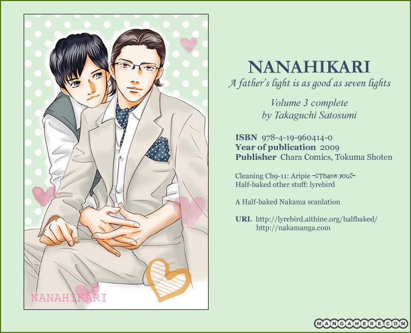 Nanahikari 9 Page 1