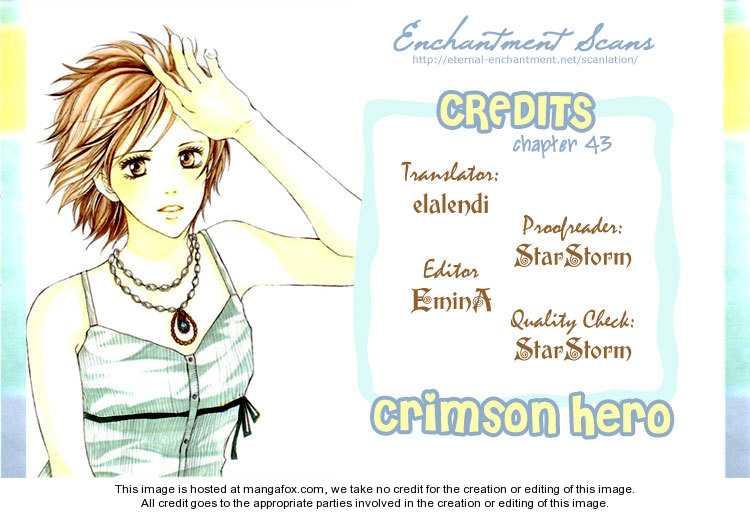 Crimson Hero 43 Page 2