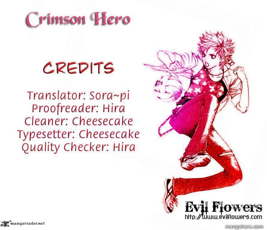 Crimson Hero 56 Page 1
