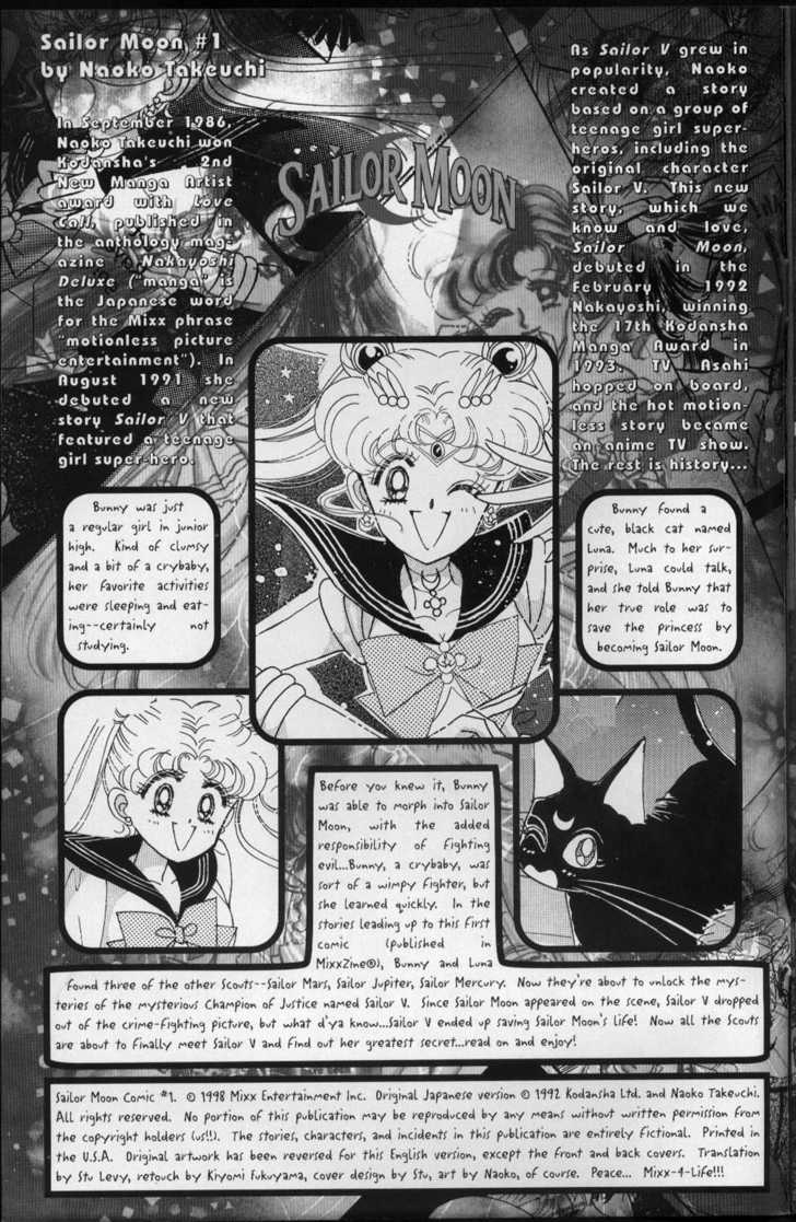 Sailor Moon 2 Page 2