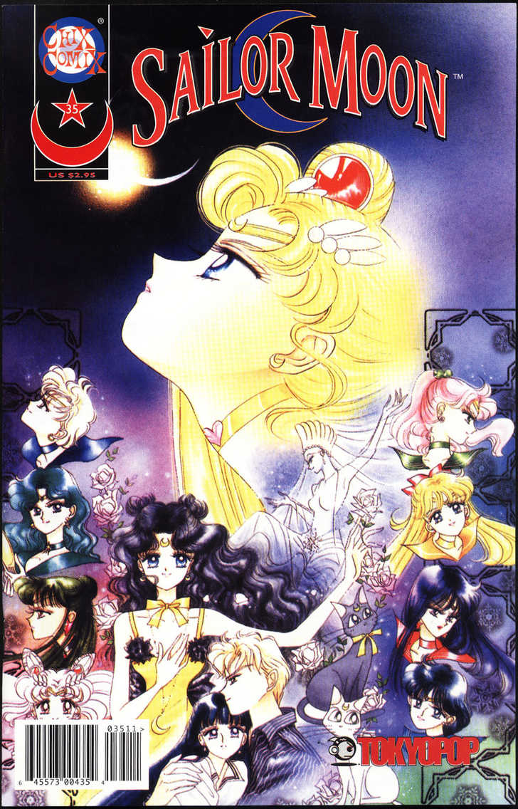 Sailor Moon 2 Page 1