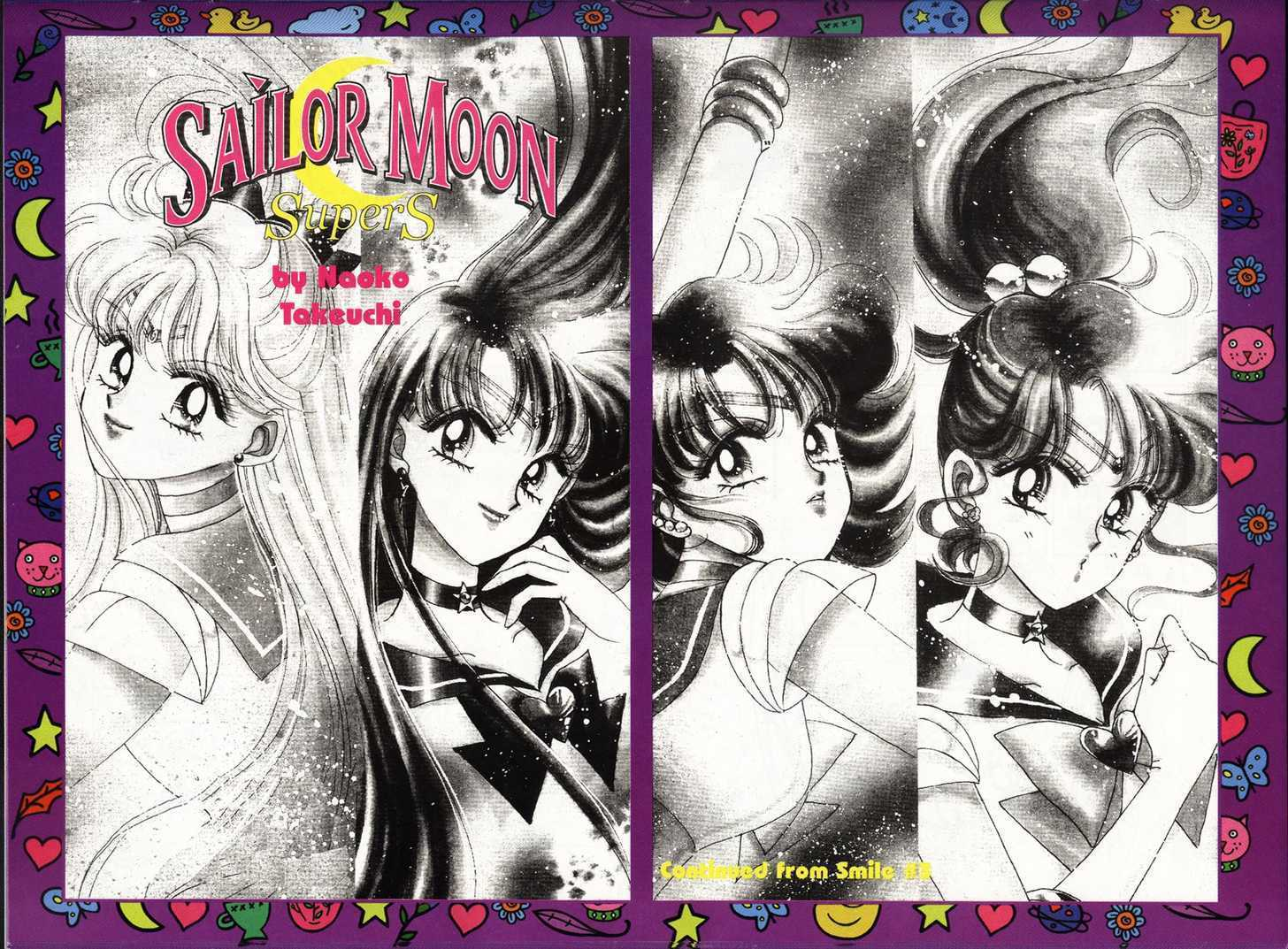 Sailor Moon 1 Page 2