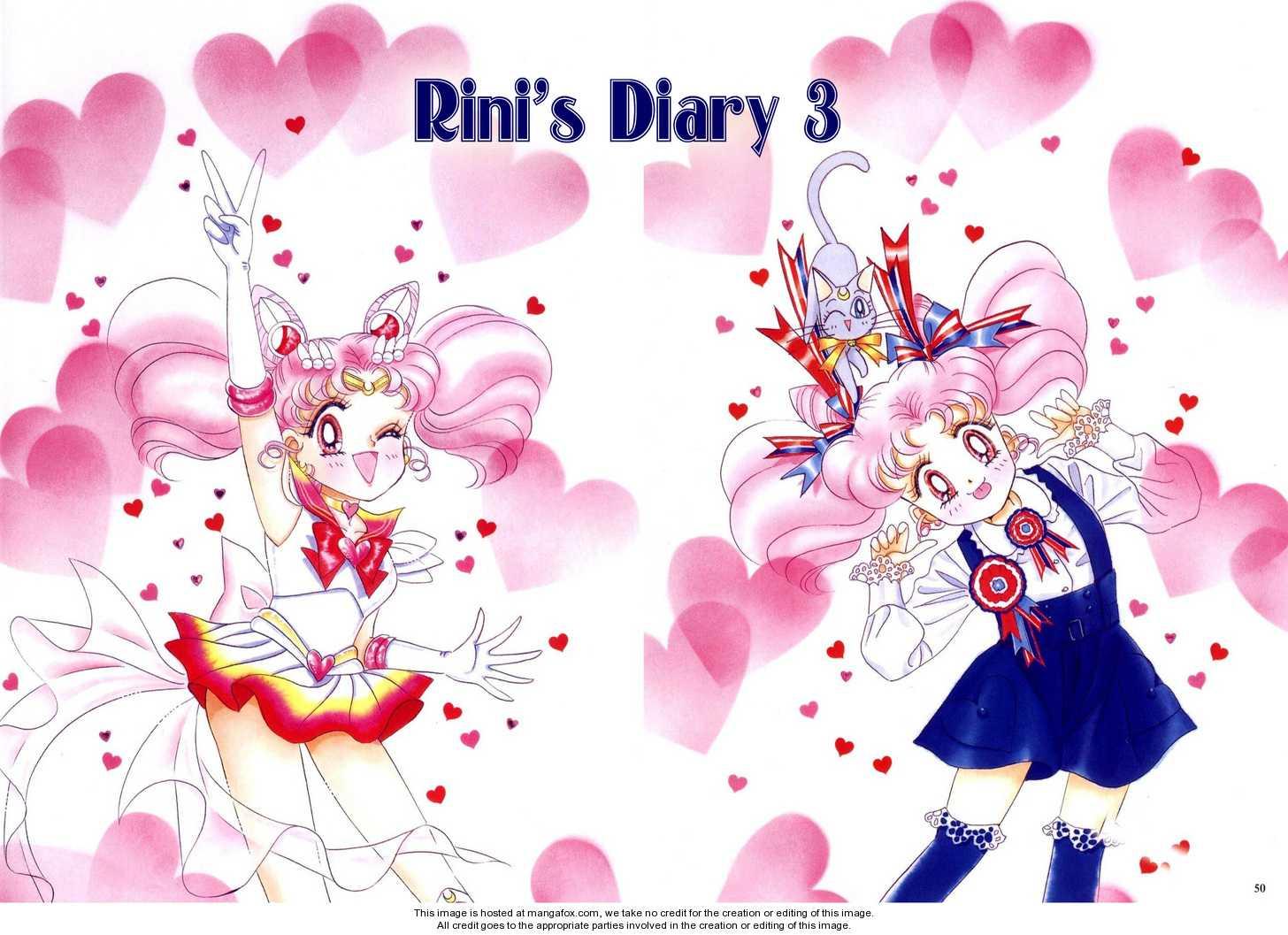 Sailor Moon 3 Page 2