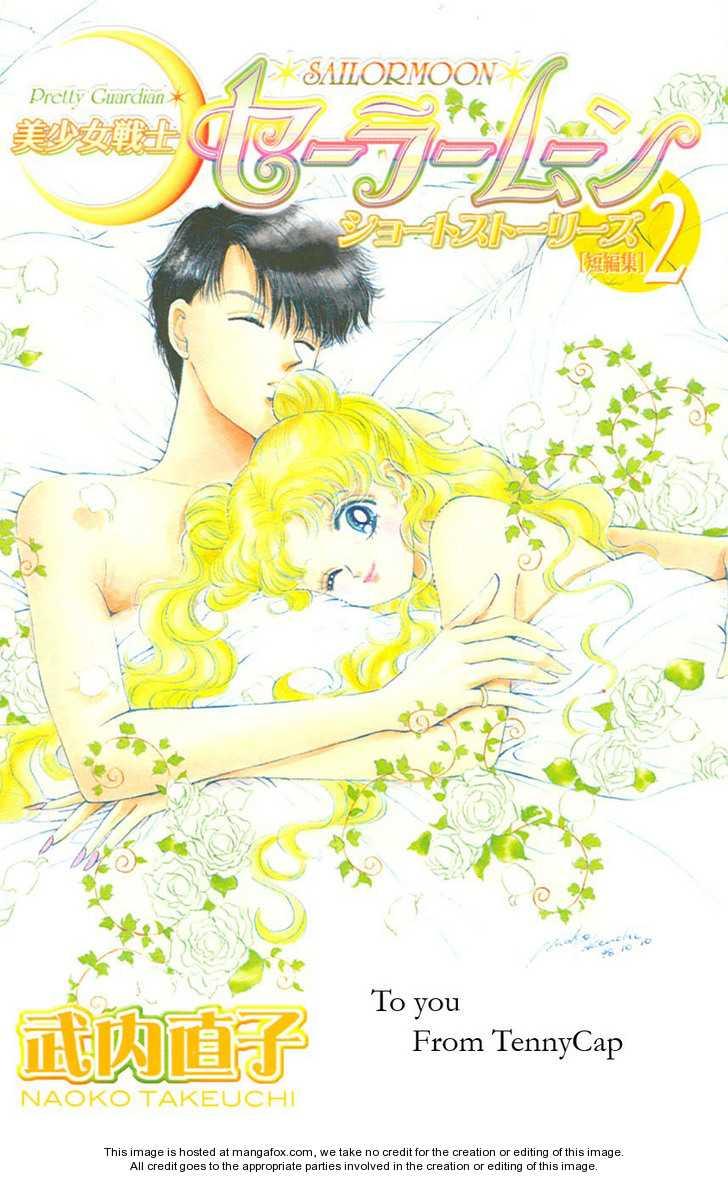 Sailor Moon 8 Page 2
