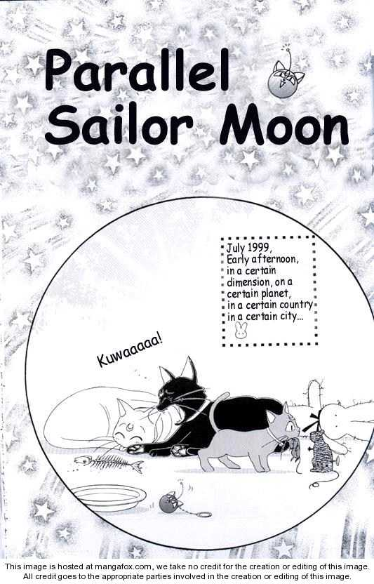 Sailor Moon 9 Page 1