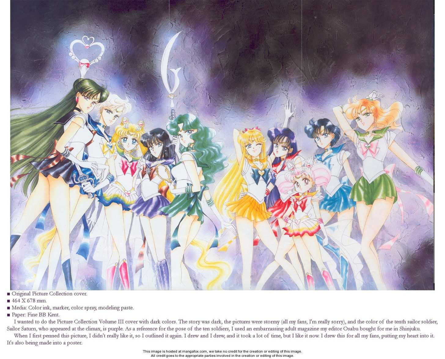 Sailor Moon 3 Page 3