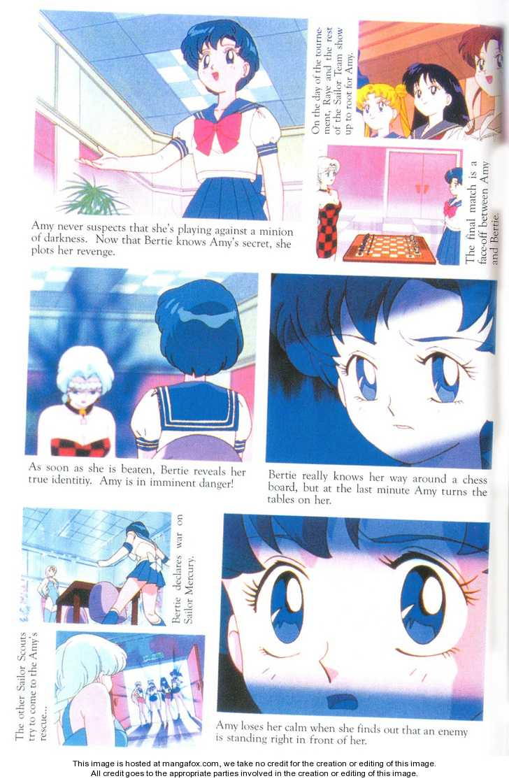 Sailor Moon 2.2 Page 3