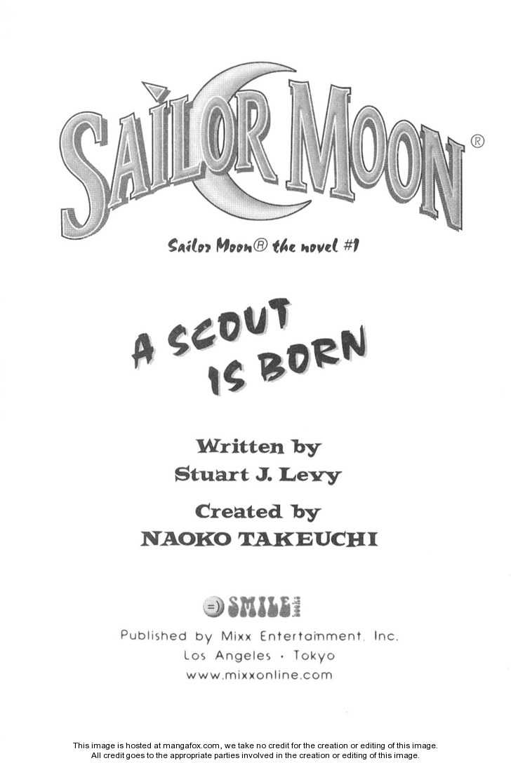Sailor Moon 3 Page 4