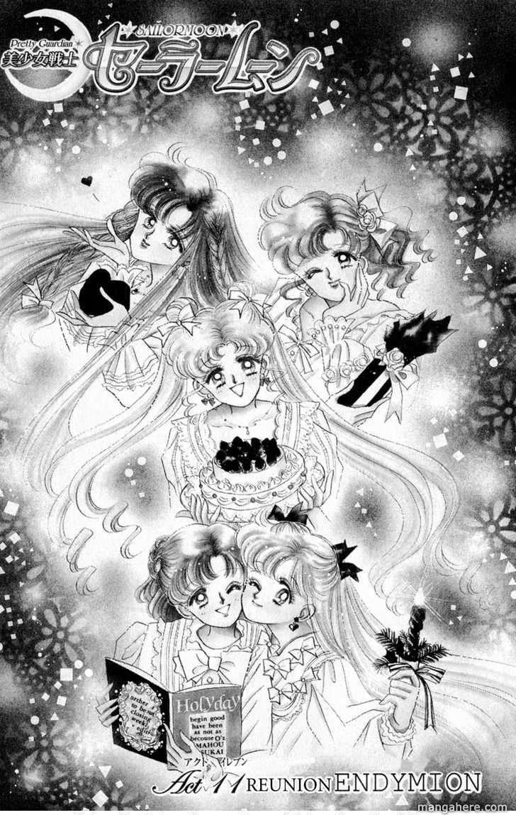 Sailor Moon 11 Page 1