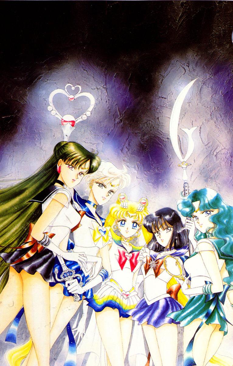 Sailor Moon 27 Page 3