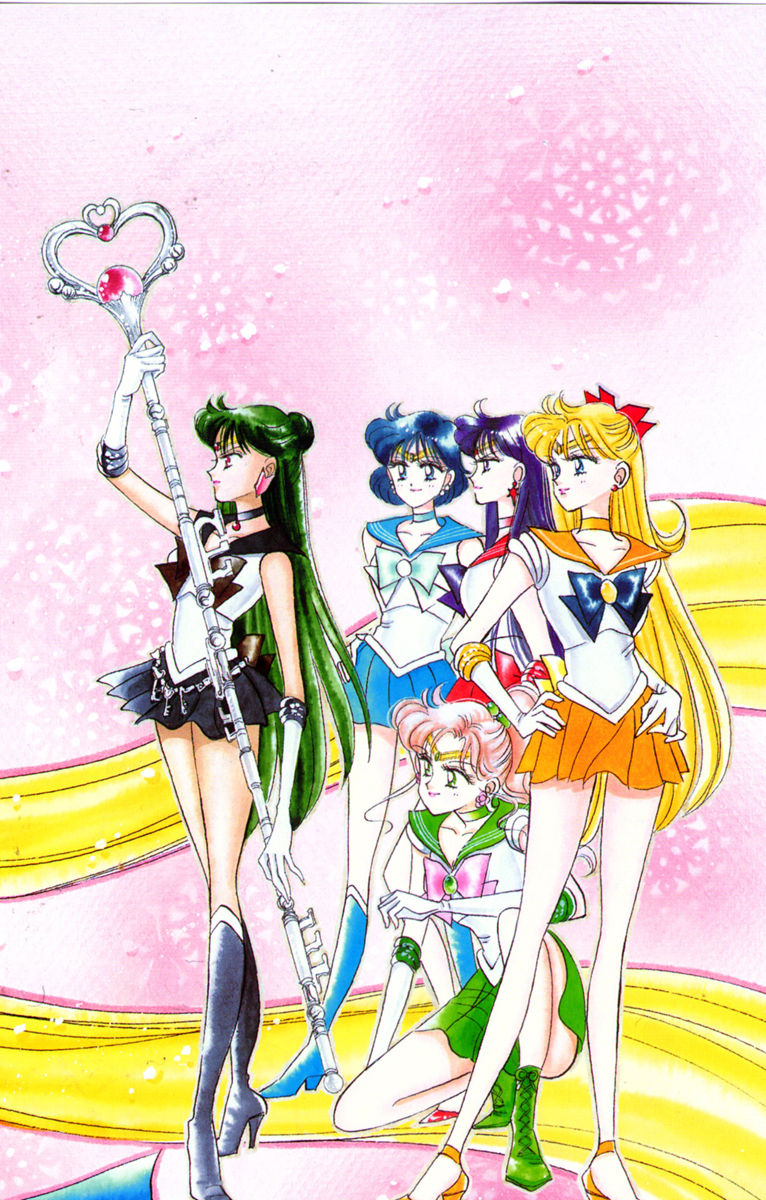 Sailor Moon 27 Page 4
