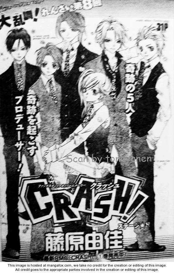 Crash! 8 Page 1