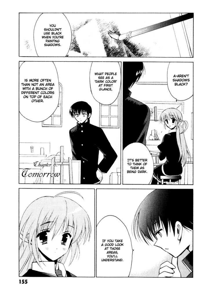 Sakura no Uta 6 Page 1