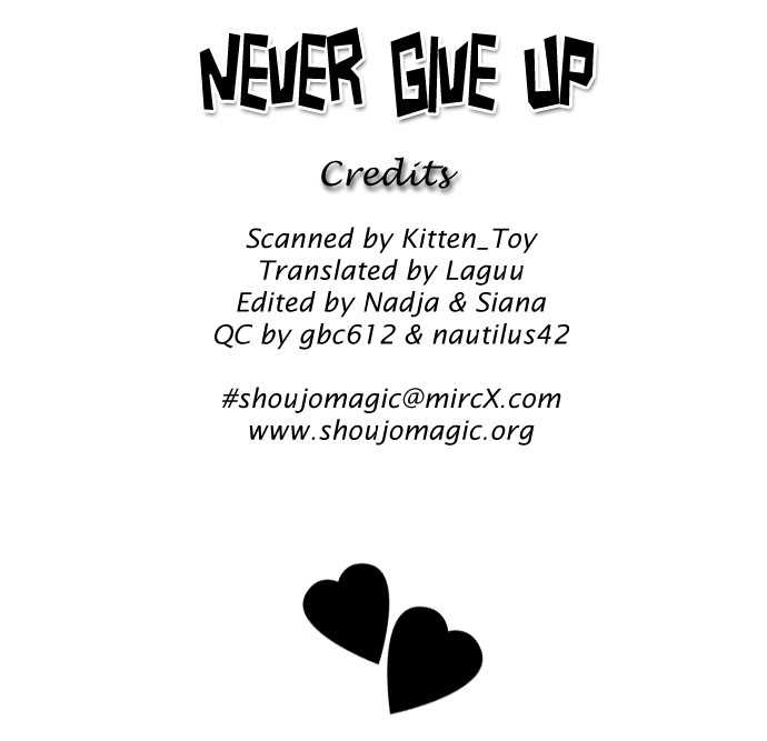 Never Give Up! 9 Page 2