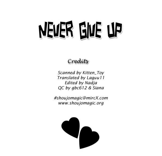 Never Give Up! 15 Page 2