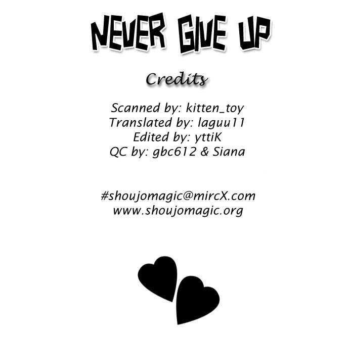 Never Give Up! 16 Page 2