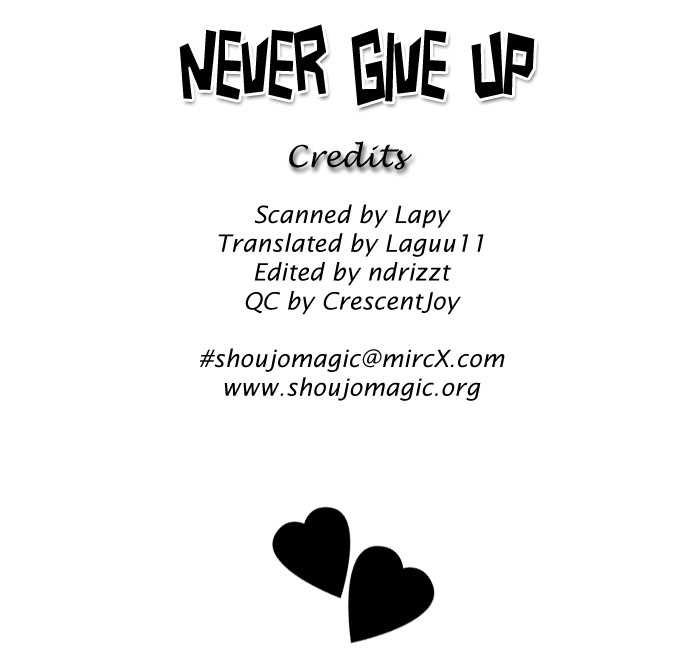 Never Give Up! 22 Page 2