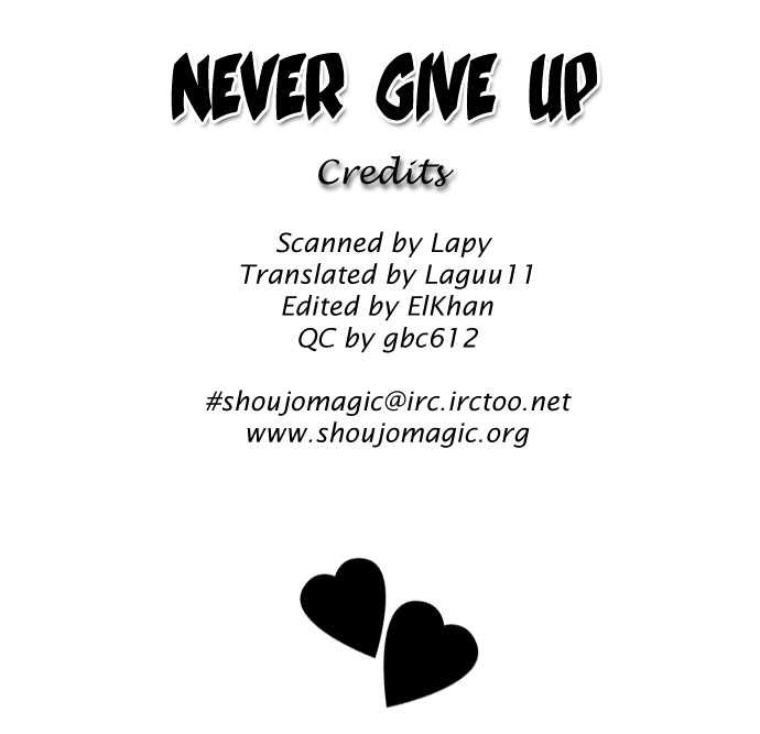 Never Give Up! 32 Page 2