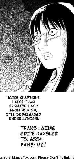 Blue Drop - Tenshi no Bokura 5 Page 1