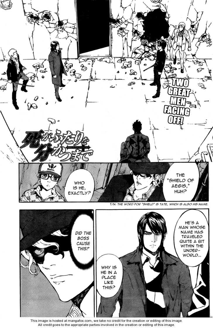 Until Death Do Us Part 92 Page 1
