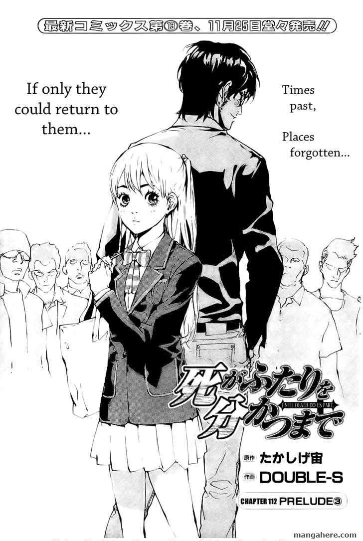 Until Death Do Us Part 112 Page 1