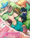 Free! dj - Shiawase! Tachibana Family