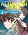 Aldnoah Zero Anthology Comic