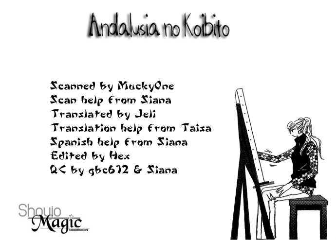 Andalusia no Koibito 4 Page 2
