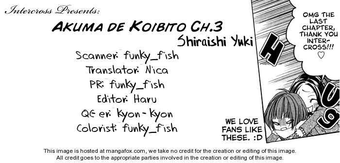 Akuma de Koibito 3 Page 2