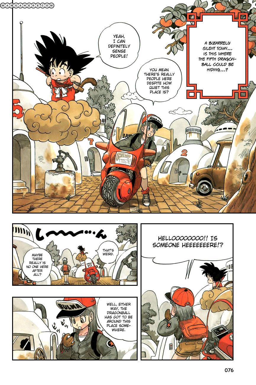 Dragon Ball 5 Page 2