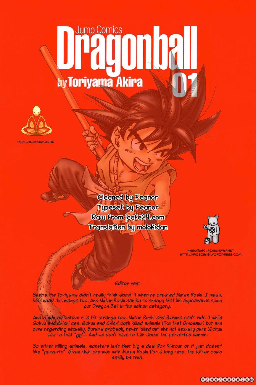 Dragon Ball 13 Page 1