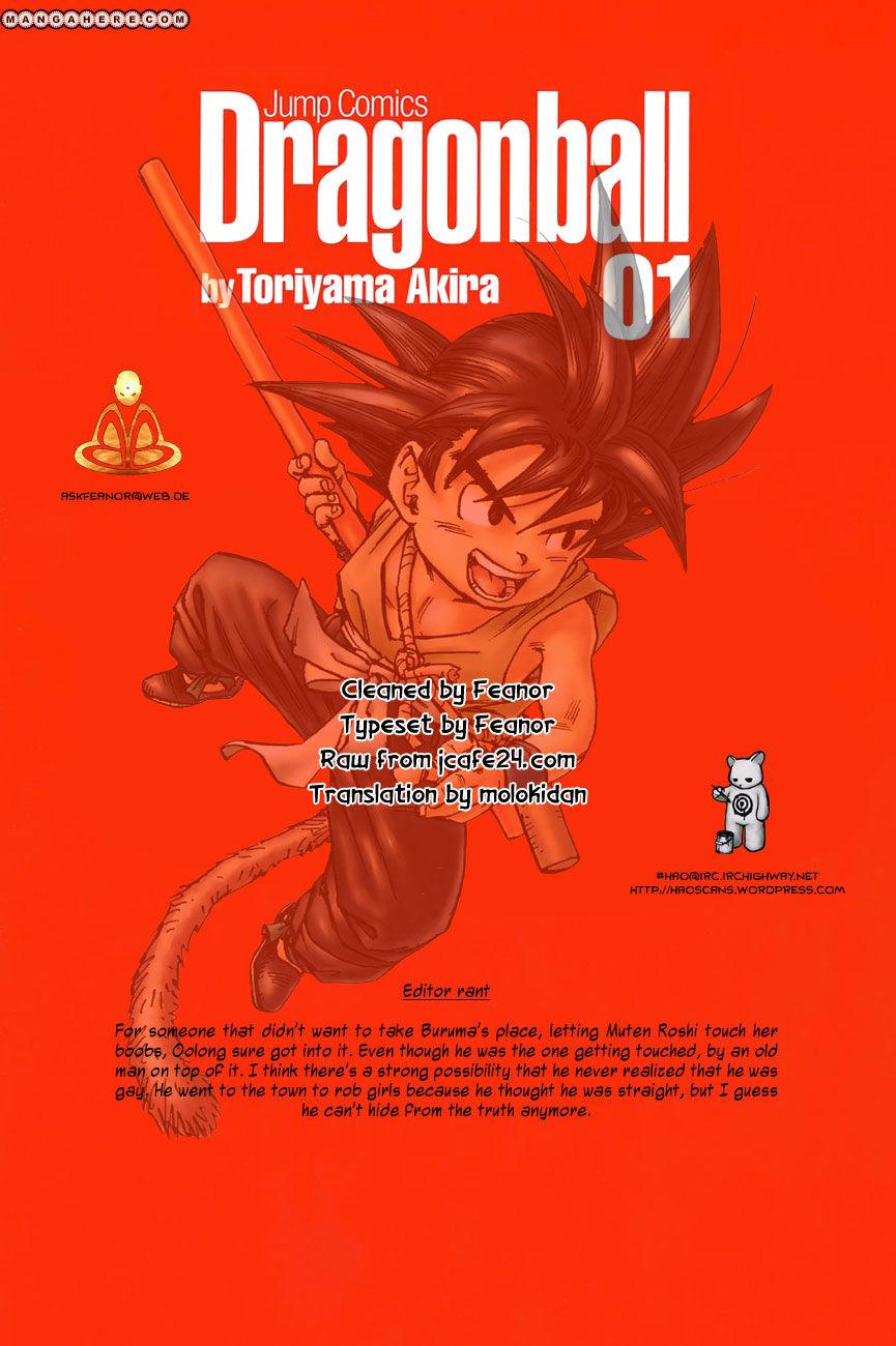 Dragon Ball 15 Page 1