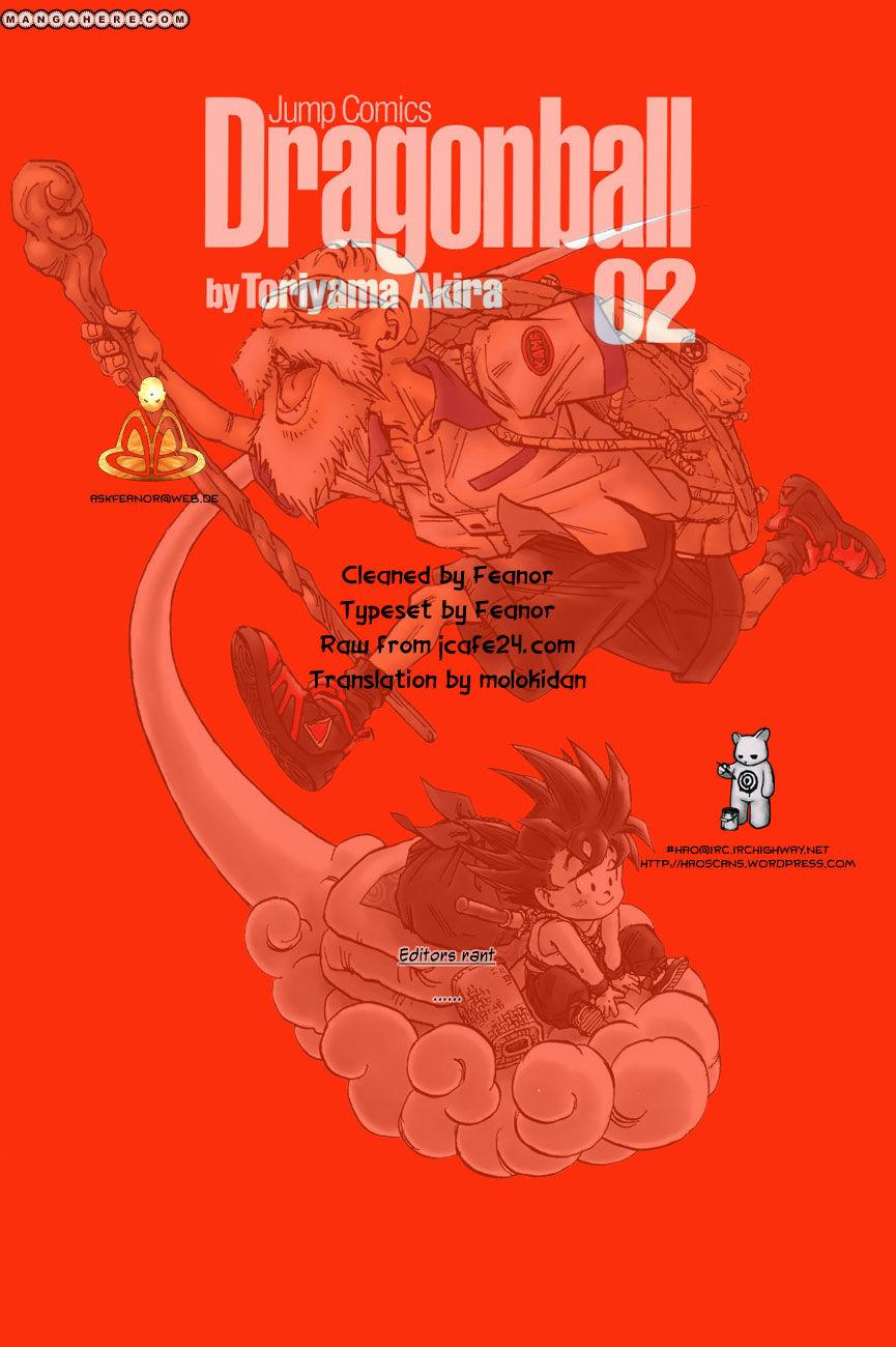 Dragon Ball 25 Page 1