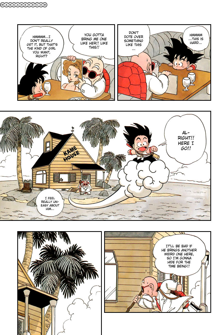 Dragon Ball 25 Page 3