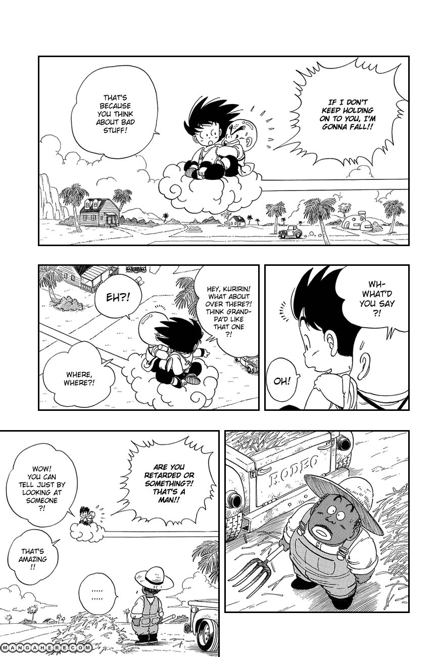 Dragon Ball 26 Page 3