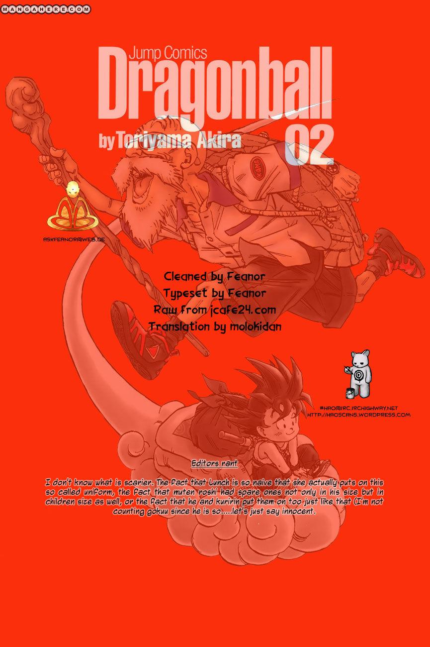 Dragon Ball 27 Page 1