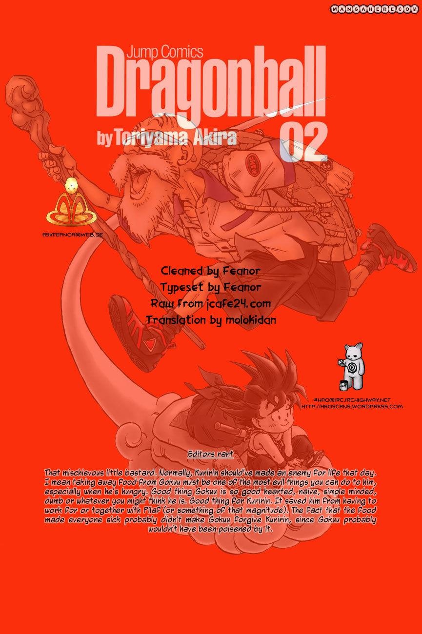 Dragon Ball 29 Page 1
