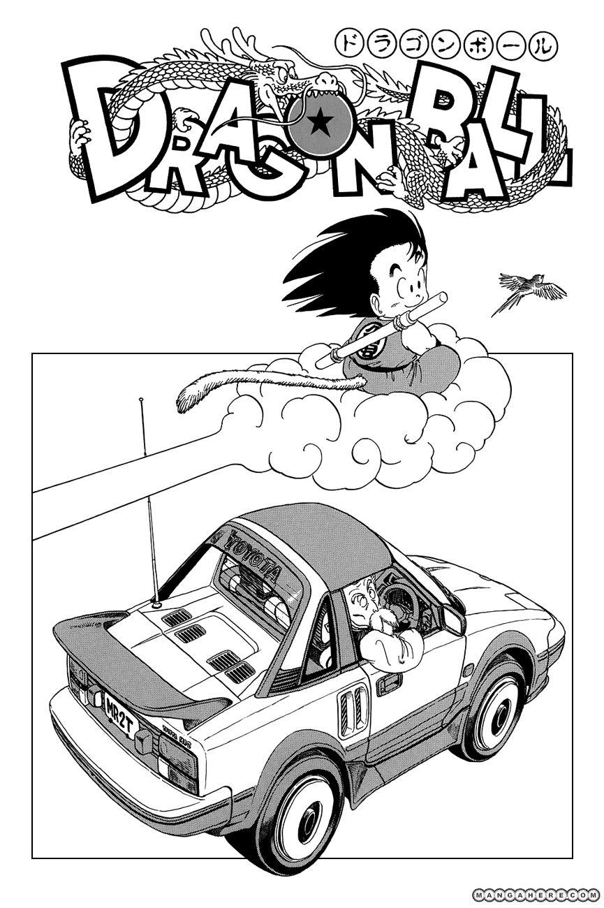 Dragon Ball 59.5 Page 2