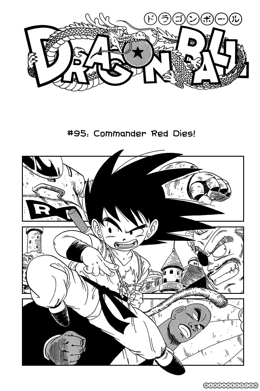 Dragon Ball 95 Page 2
