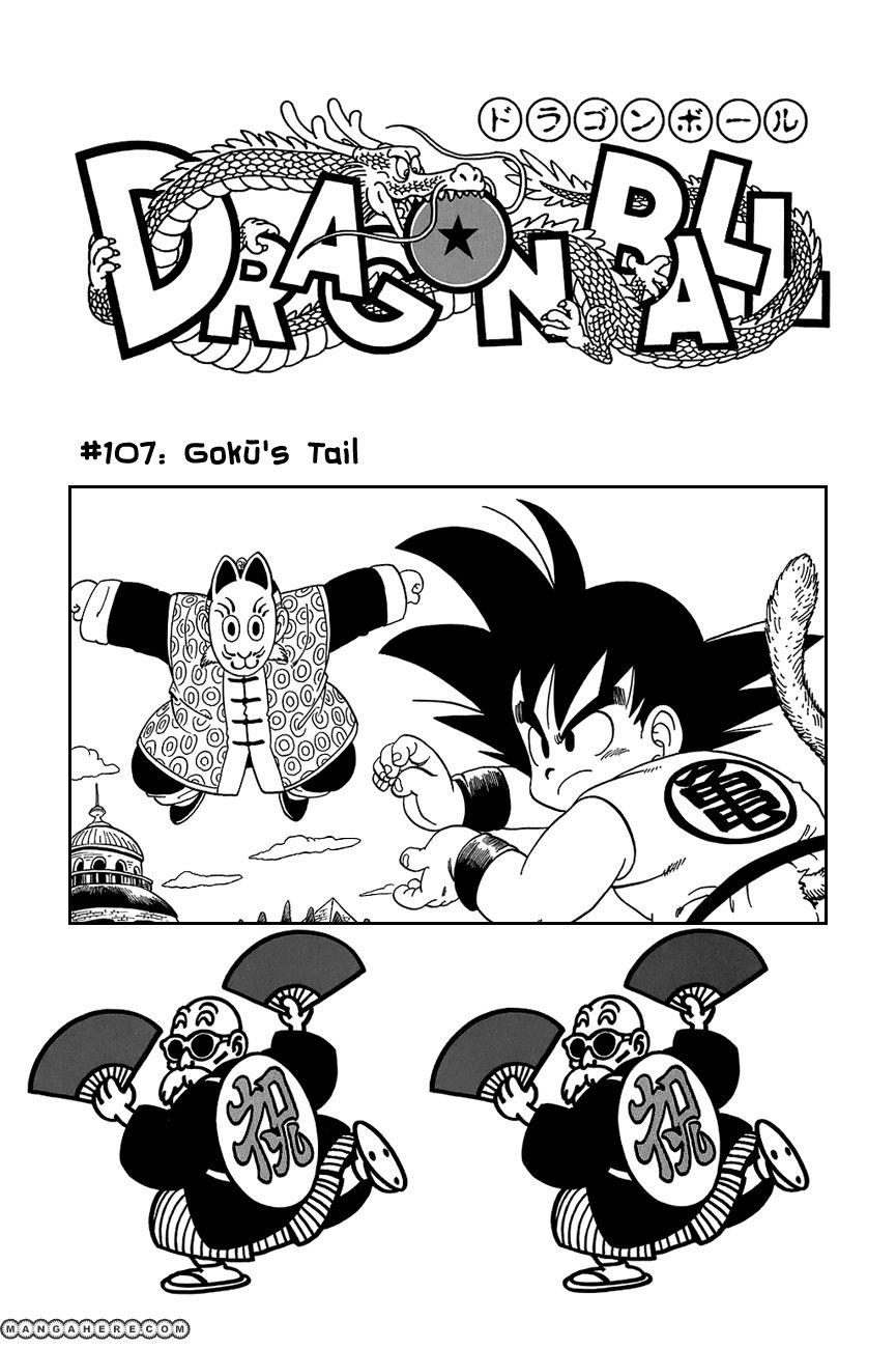 Dragon Ball 107 Page 2