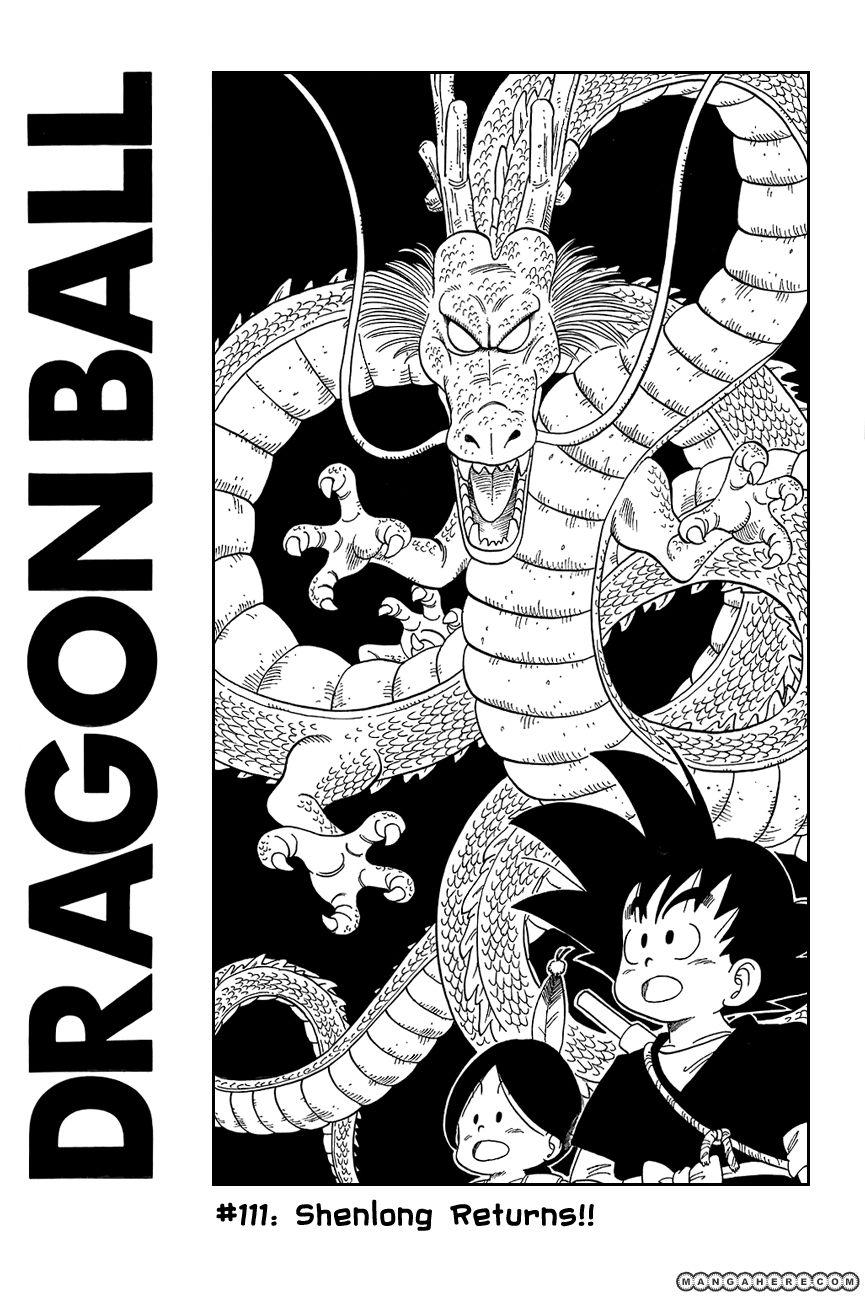Dragon Ball 111 Page 2