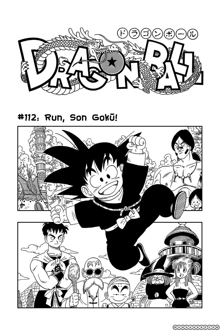 Dragon Ball 112 Page 2